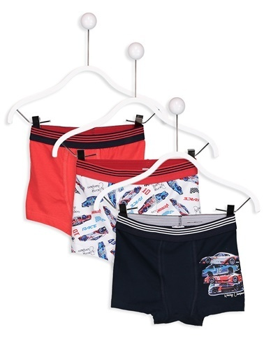 LC Waikiki Çamaşır Takım Kırmızı